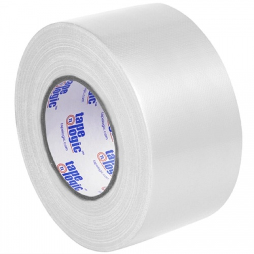 50M X 50MM White Duct Tape For General Purpose Use